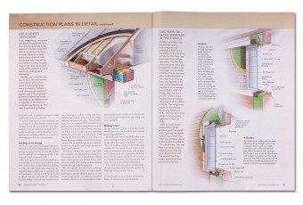 green homes for fine home building magazine