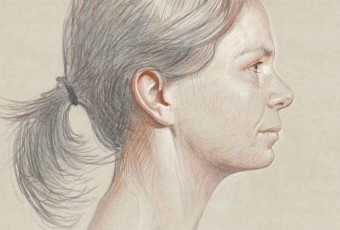 human anatomy ,pencil portraits, drawing the human figure