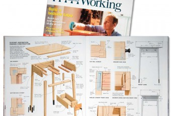 Latest Issue of Fine Woodworking