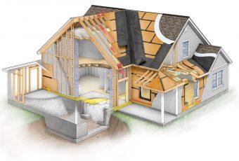 Fine Homebuilding Pro-Home 2017 Illustration