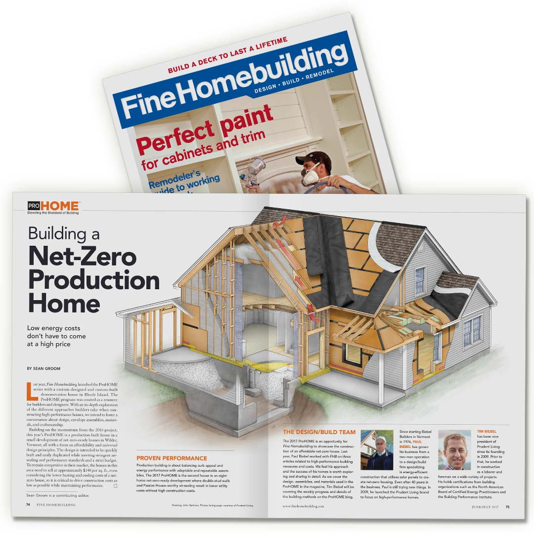 Fine homebuilding pro home 2017 illustration john for Fine home building